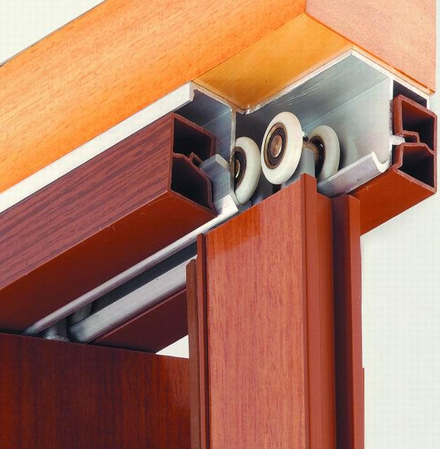 Puert plegables - Como hacer puertas de armario ...